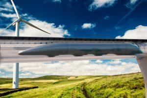 1_tube transportation system from Futurama