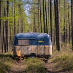 Dutch company designs office-caravans to let you work on the road, off-the-grid, or in the wild