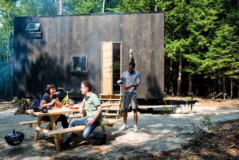 2_Harvard tiny house experience