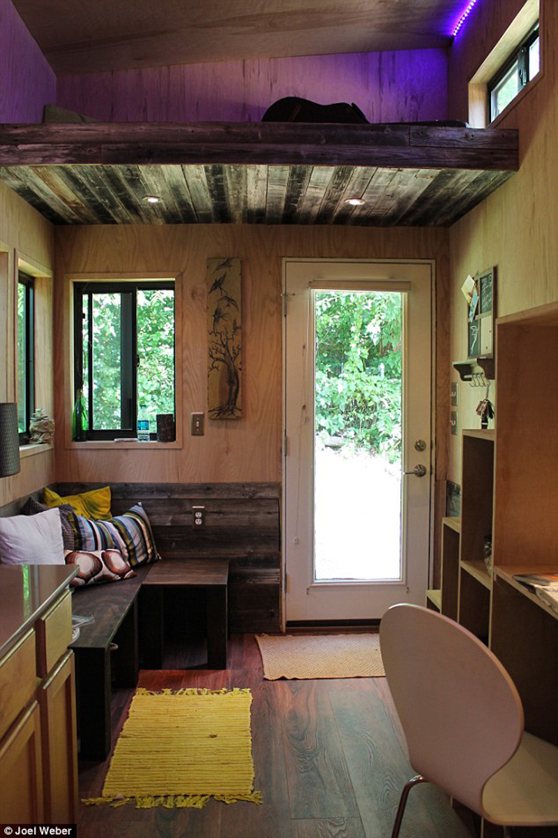 6_Student builds tiny home
