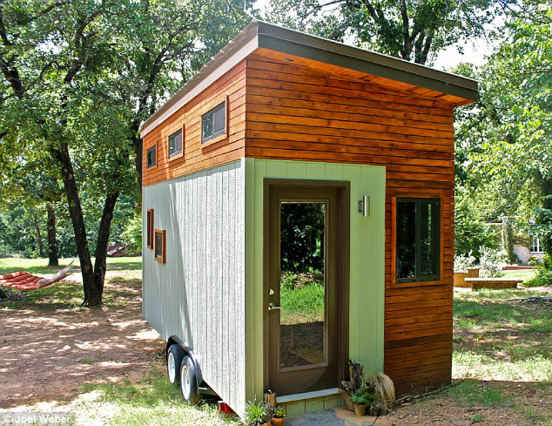 7_Student builds tiny home