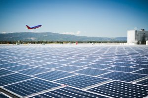 0_solar powered airport