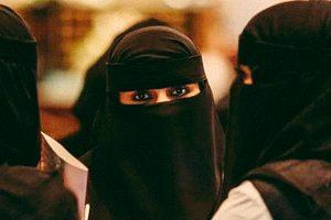 1_Saudi Arabian women vote
