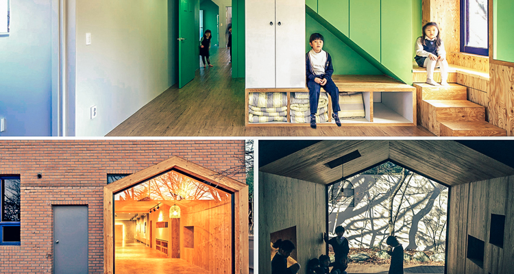 1_Tiny House Mantion for Kids