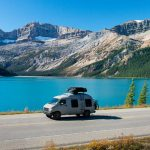 Man turns his grandma's van into an adventure-mobile to capture the ultimate American landscapes