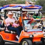 Sex, alcohol and golf carts: the hedonistic Disneyland for old folks