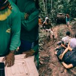 Brazil's forest villagers are fighting a losing battle to save their homeland from illegal loggers