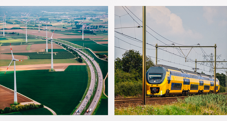 1_Dutch Trains run on Wind energy