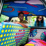 These colourful taxis are changing the lives of design students in India
