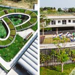 This school built an urban garden paradise on their roof to inspire a more sustainable future