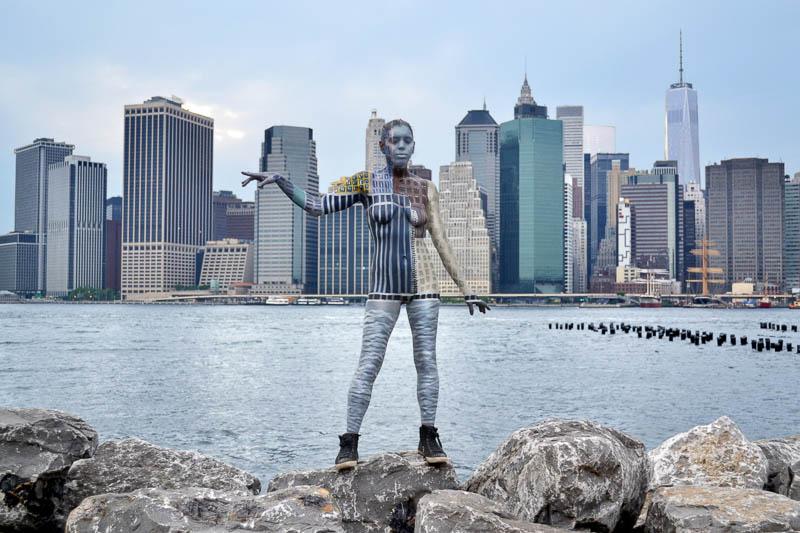 2_famous NYC landmarks