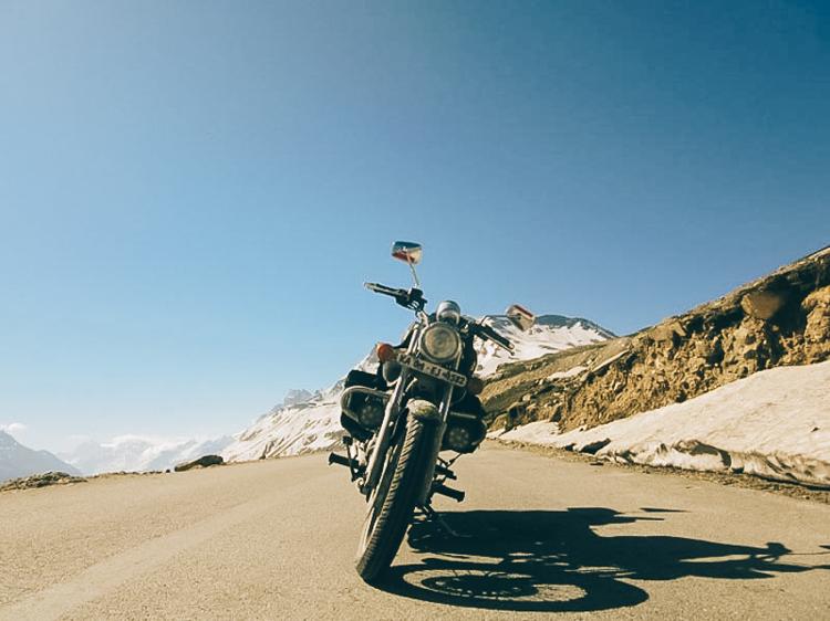 2_motor biked across India