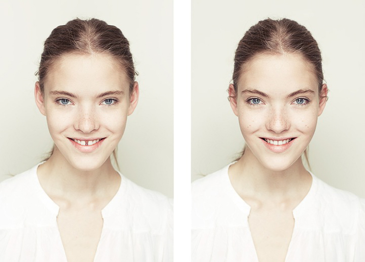 2_perfectly symmetrical Faces