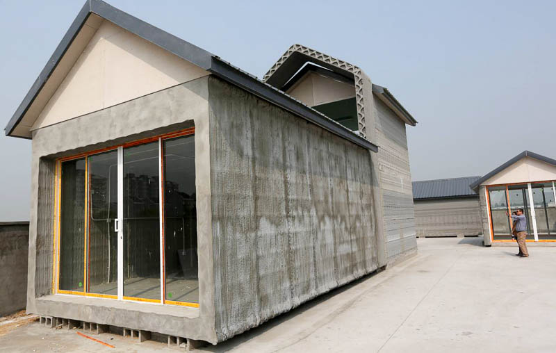3_3D printed house