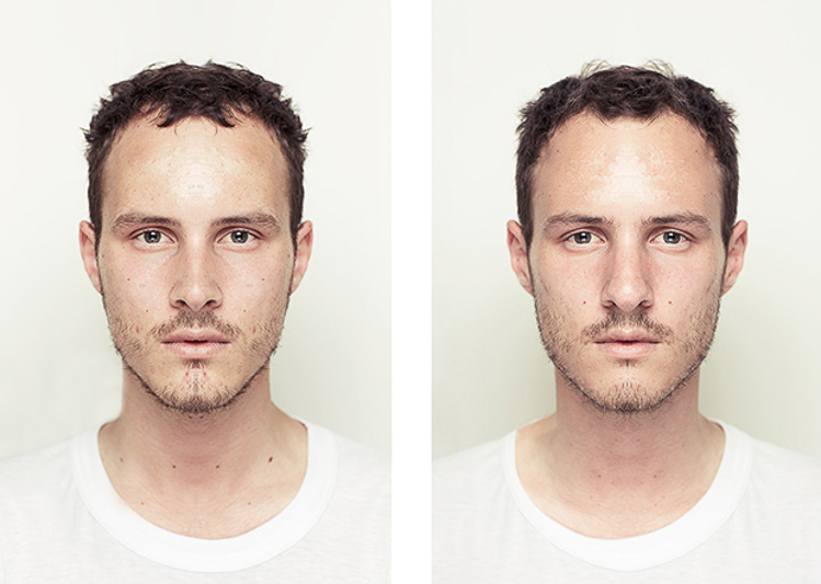3_perfectly symmetrical Faces