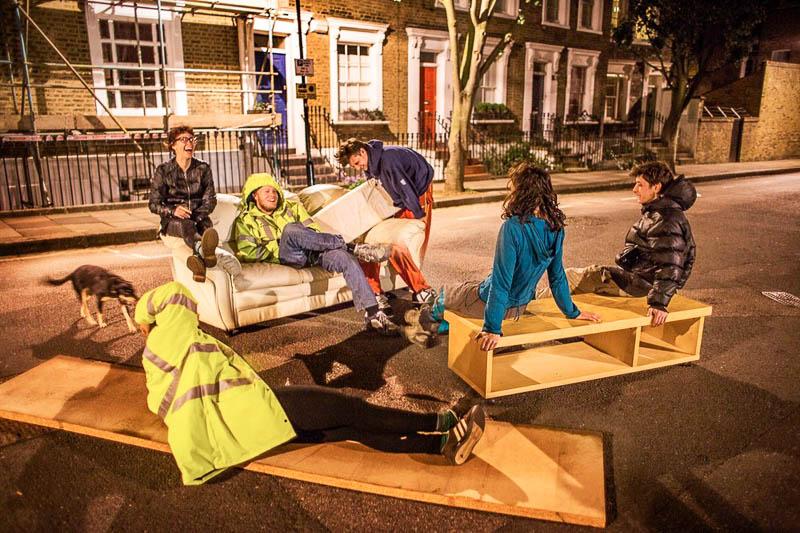 4_Squatting communities London