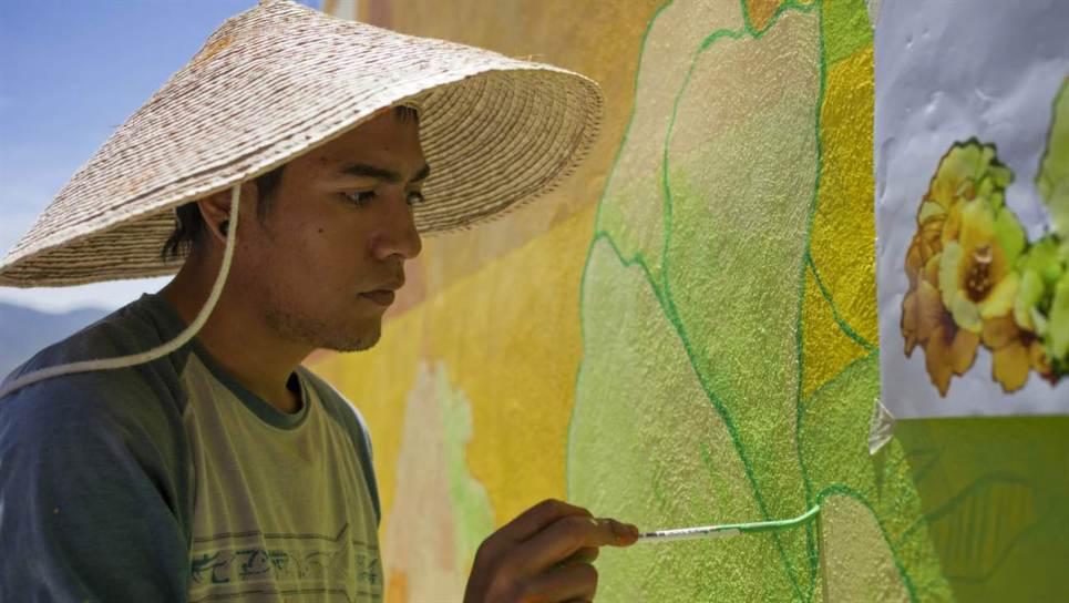 5_Street Art Eliminate Crime in Mexico