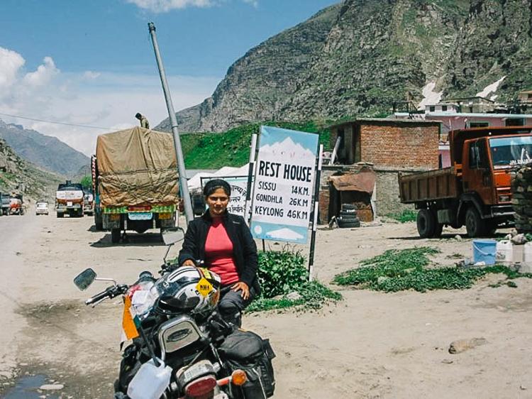 5_motor biked across India