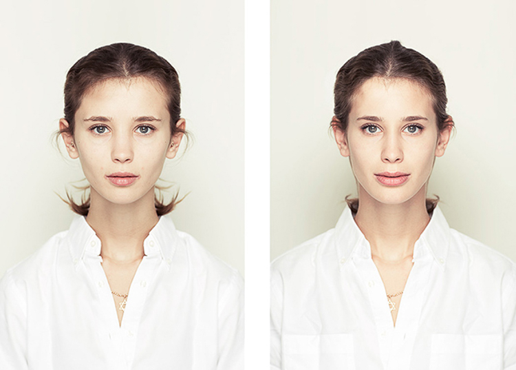 5_perfectly symmetrical Faces