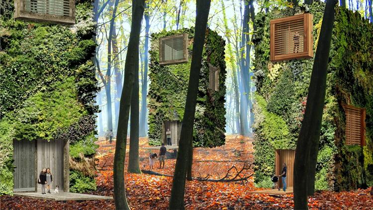 6_Dutch architect forest-city