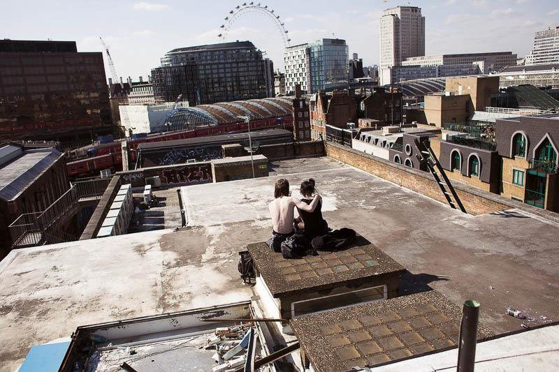 6_Squatting communities London