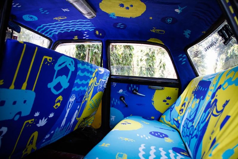6_Taxi Fabric India Students