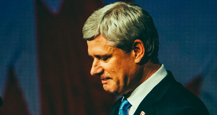 1_Canada Harper is out