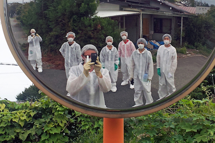 2_invisible art gallery in radioactive Fukushima