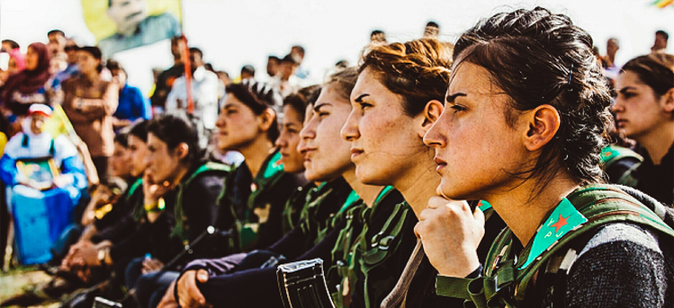 4_liberation of women in Syria