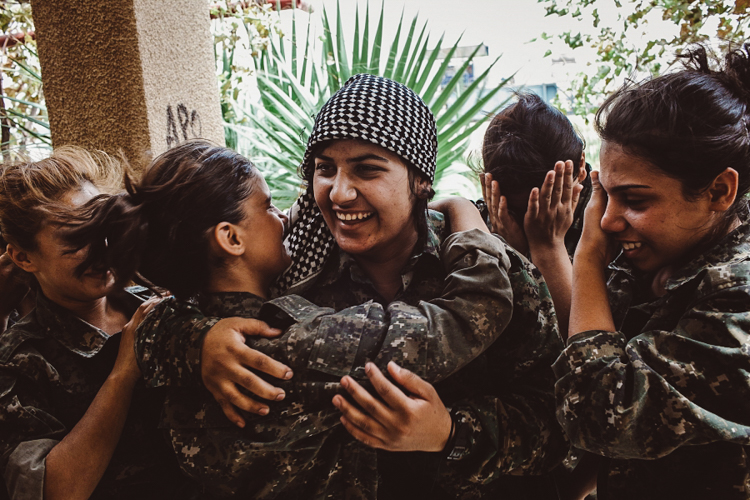 5_liberation of women in Syria