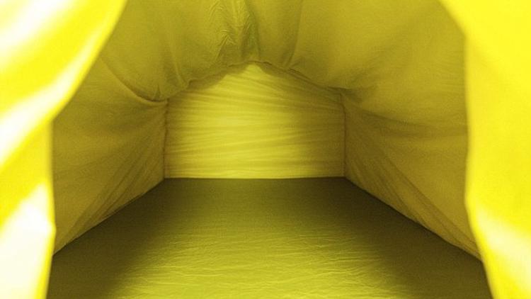6_sleeping bag and tent hybrid