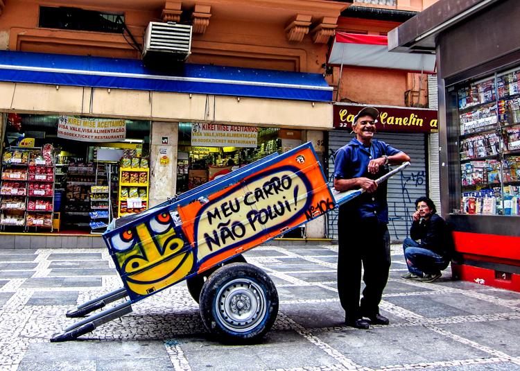 6_trash carts into art