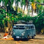 This couple builds a Portland tiny-home, lives for free and endlessly travels in a VW bus