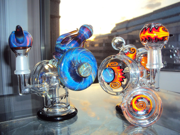 3_bongs that combine function with art