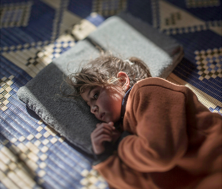 6_Where child refugees Sleep