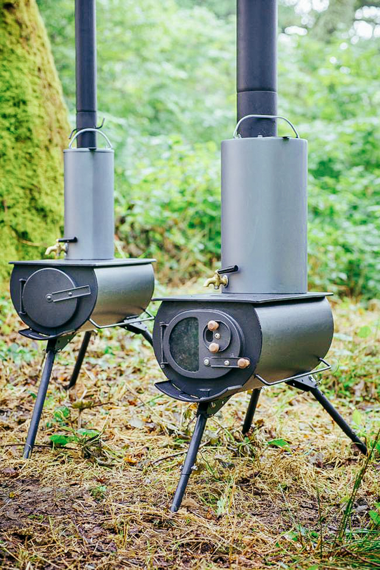 7_Portable wood-stove
