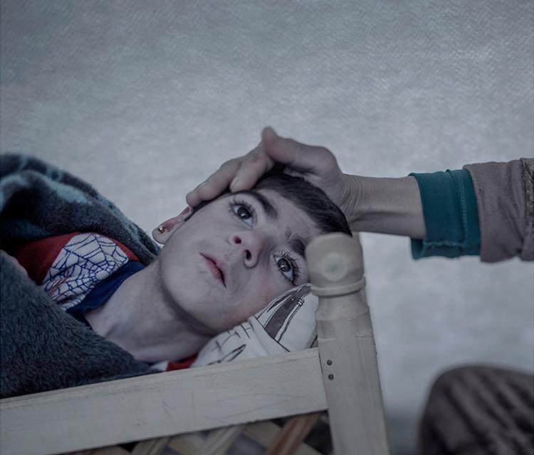 7_Where child refugees Sleep