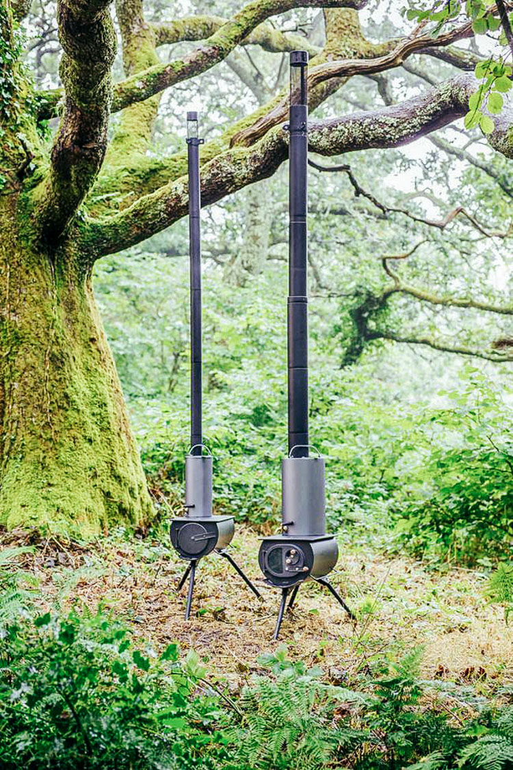 8_Portable wood-stove