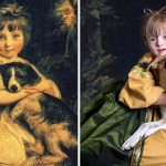 Children with Down Syndrome transform into iconic art through this incredible photo series