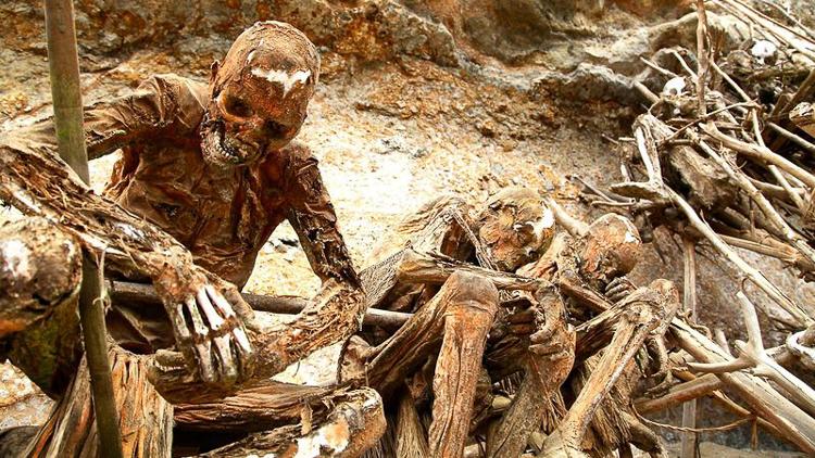 2_ ölü ceset sıvı ve içinde kalmış