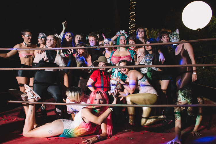 4_League of Lady Wrestlers