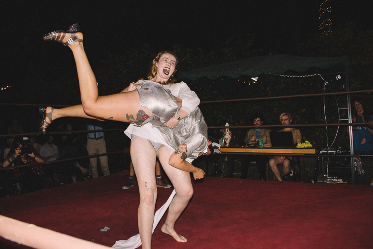 6_League of Lady Wrestlers