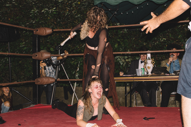 7_League of Lady Wrestlers