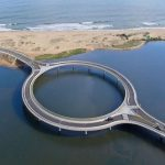 How a perfectly circular bridge in Uruguay makes a point