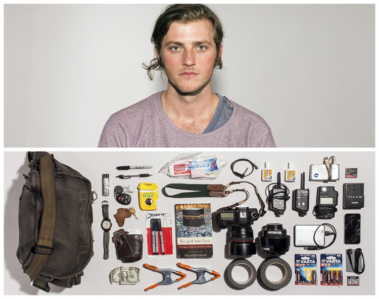 13_contents of people's bags
