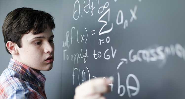 Jacob is 17 years old, autistic, and on his way to getting a PhD in ...