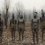 This artist made people disappear as China's smog problem reached an all-time high.