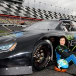 In the male-dominated world of auto racing, this environmental activist has made her mark.