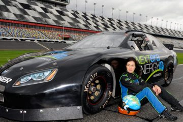 1_environmental activist female racecar driver