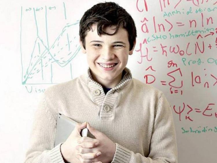 2_Autistic Boy getting a PhD in theoretical physics